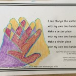 Changing the world with two hands
